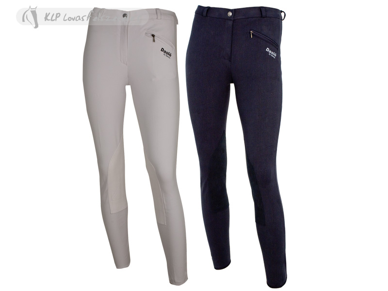 Daslö Atena Ladies Breeches With Suede Knee Patch