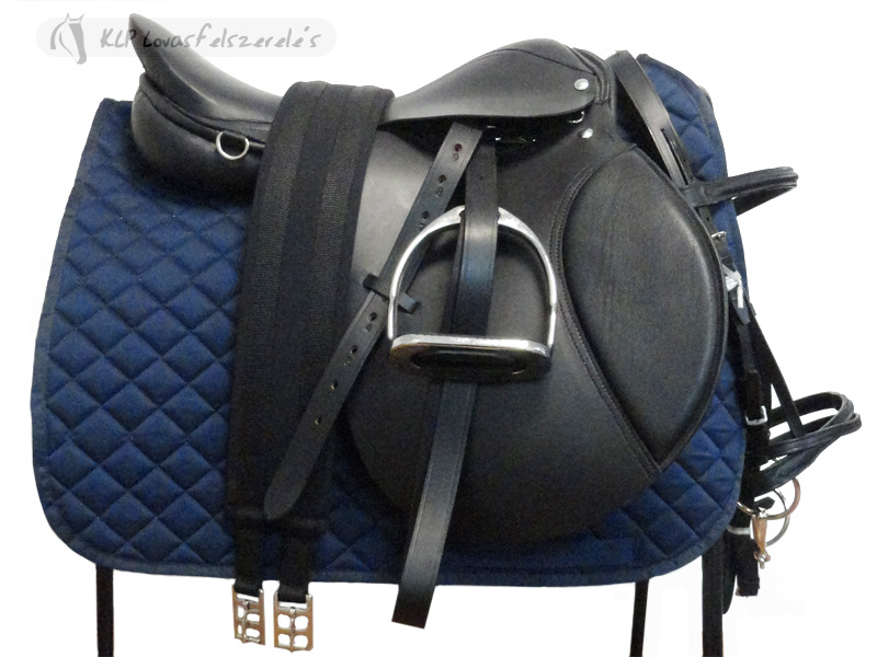 Hobby Complete Pony Saddle Set With Bridle & Bit