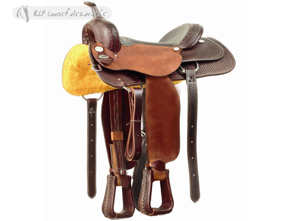 Brad Rens Team Penner Saddle No. 2050.